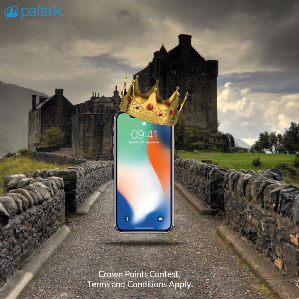Crown Points Contest: Win an iPhoneX!