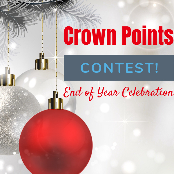 Crown Points Contest to Win a Holiday Red Nick!