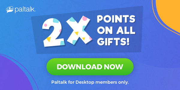 2X Points on ALL Gifts!