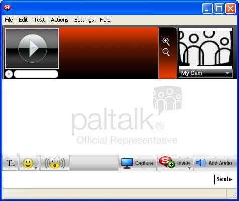 paltalk scene