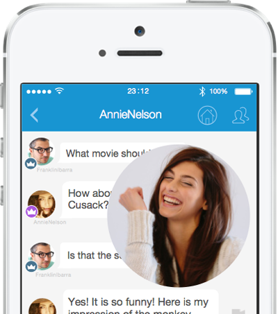 Online web chat iphone arabic