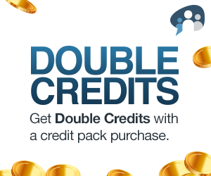Stock Up on Double Credits
